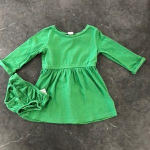 Gap dress w/ bloomers